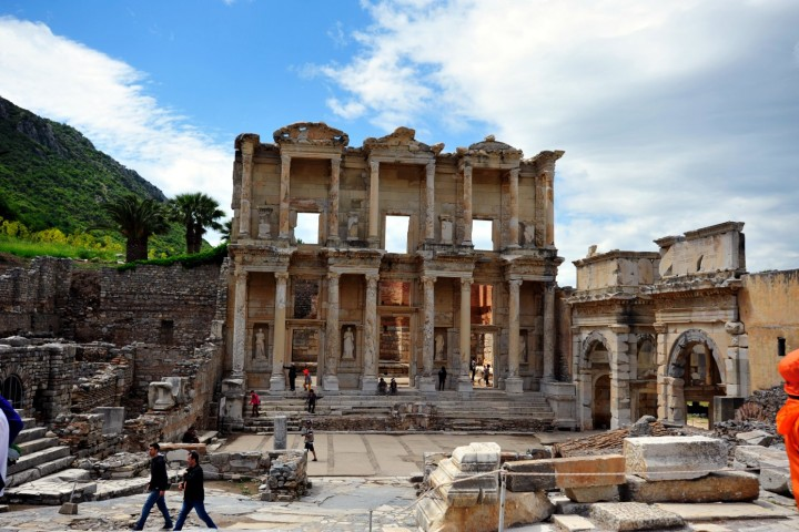 Ephesus & Virgin Mary's…