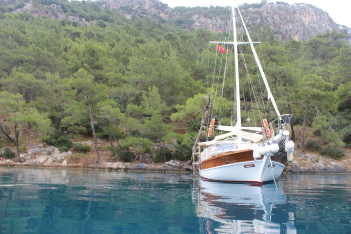 Boat Day Trip in Bodrum